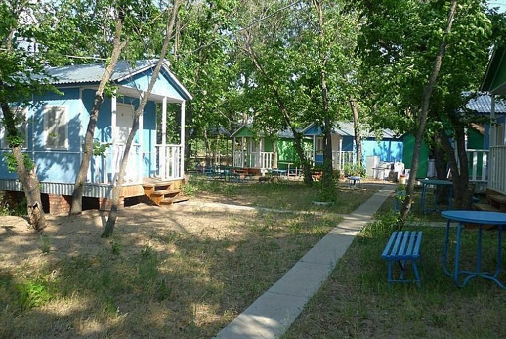 Турбаза «Таинственный остров»