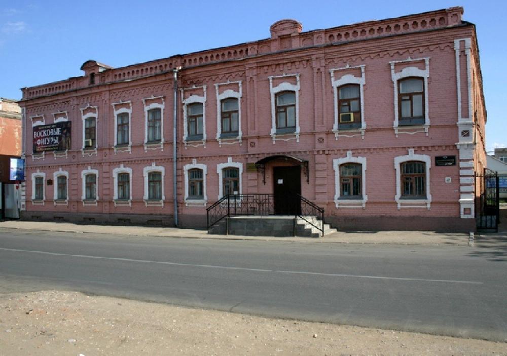 Краеведческий музей в Марксе