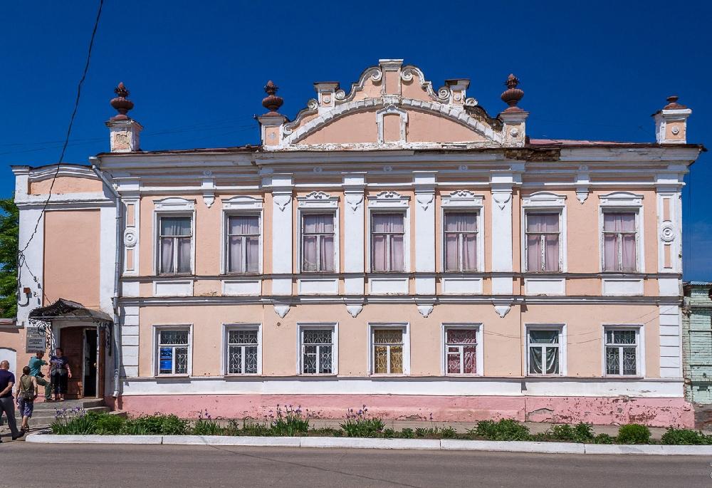 Краеведческий музей Вольска, отдел природы