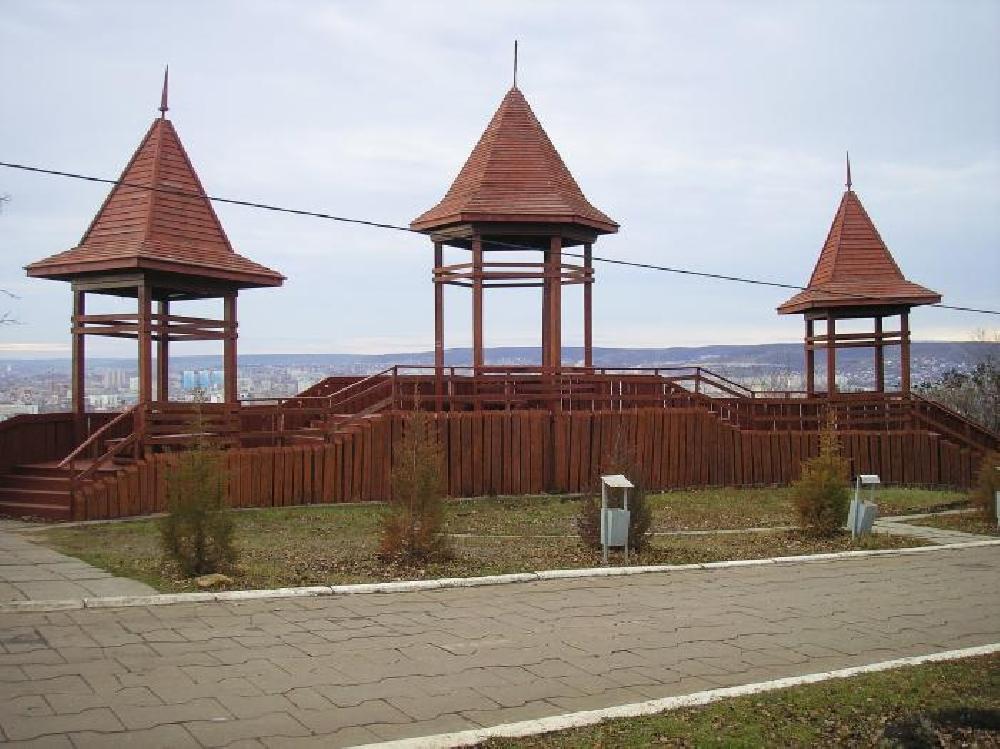 Смотровая площадка «Домики»