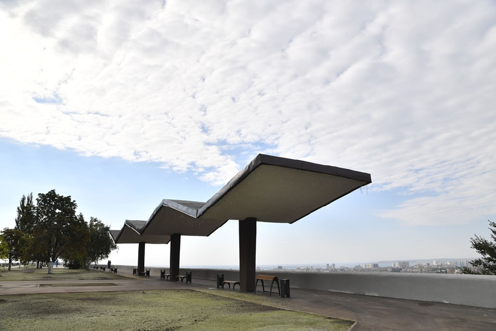 Смотровая площадка Аэропорт
