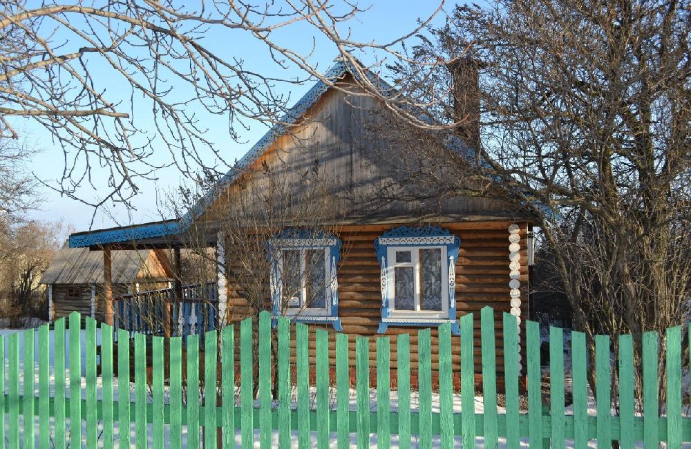Татарское подворье «Тургай» в Национальной деревне