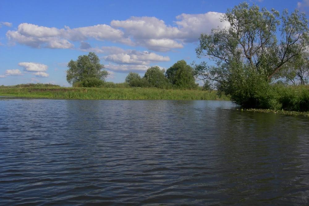 Некрасовский пруд