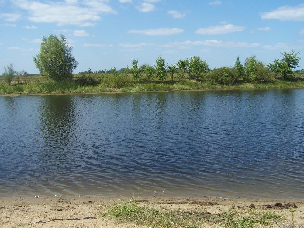Красноярский кемпинг-пляж