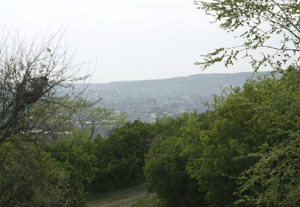 Полянка для отдыха на Соколовой горе