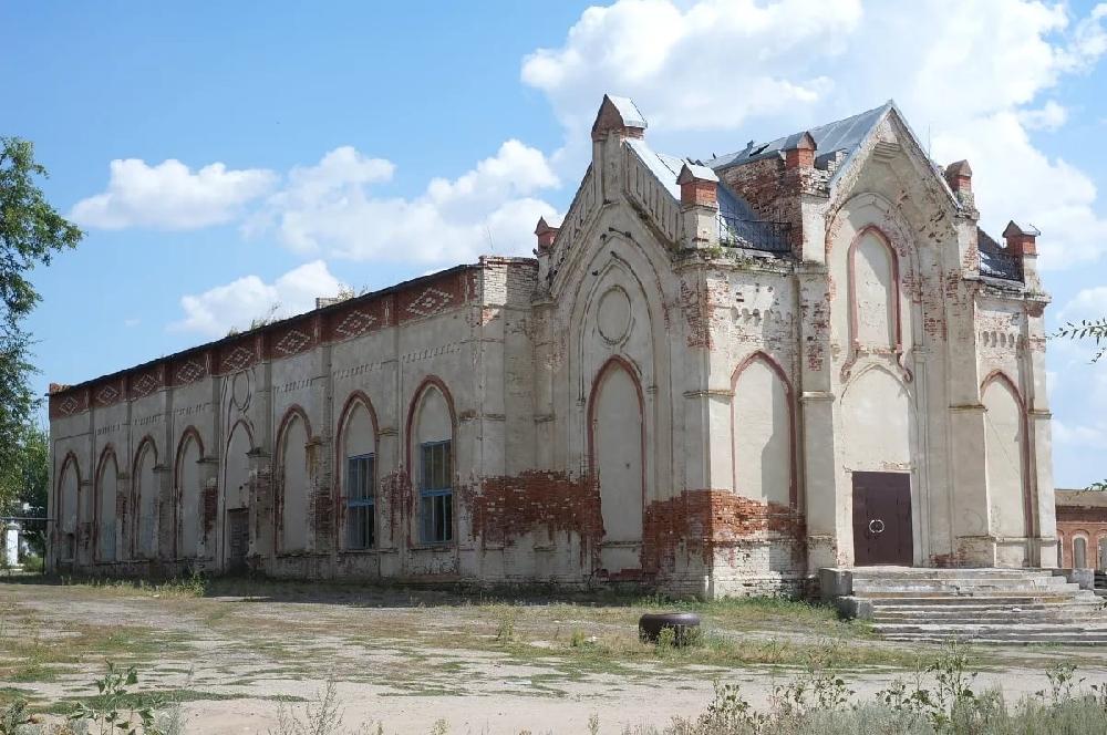Католическая церковь Богородицы