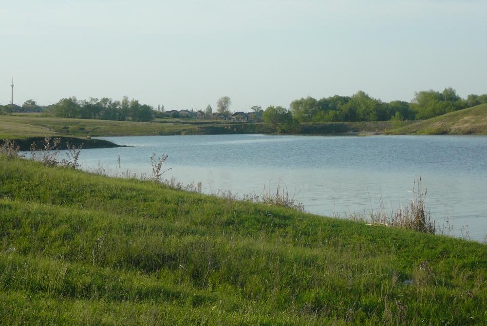 Генеральский пруд и протоки