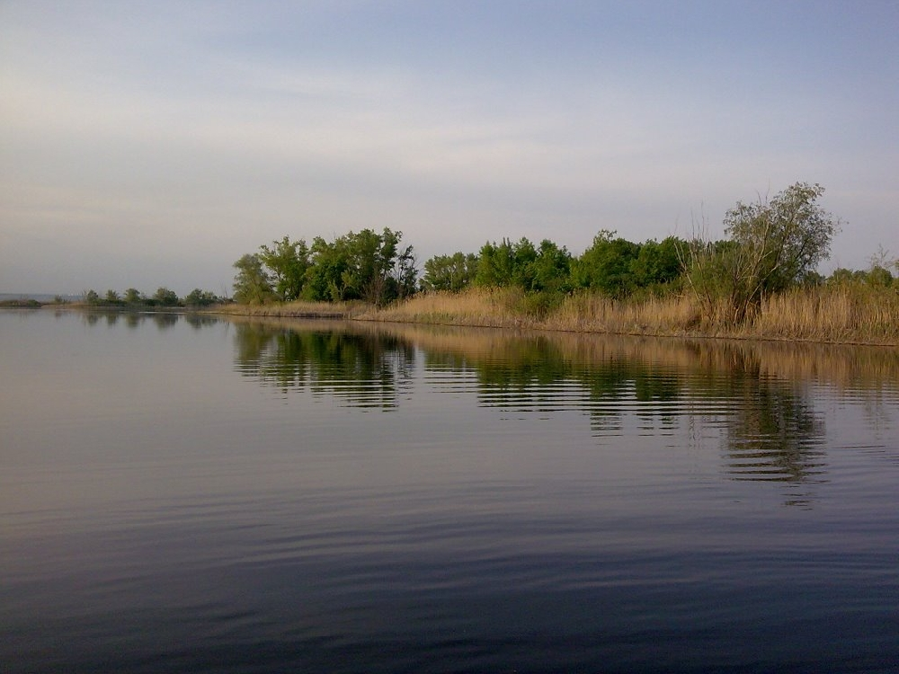 Протока «Мечетная» и Квасниковский Яр