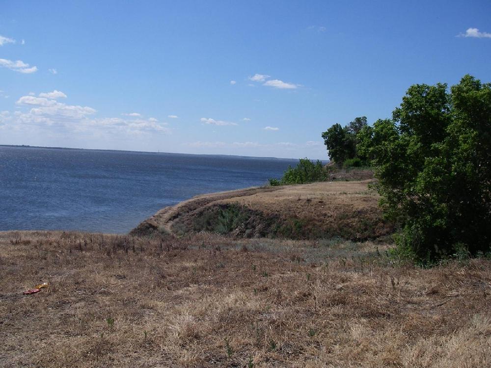 Кочетновский берег Волги