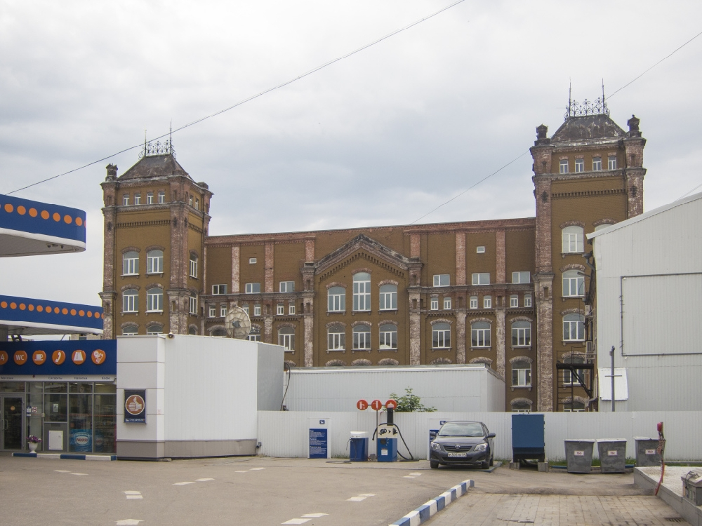 Мельница и торговый дом Э. И. Бореля