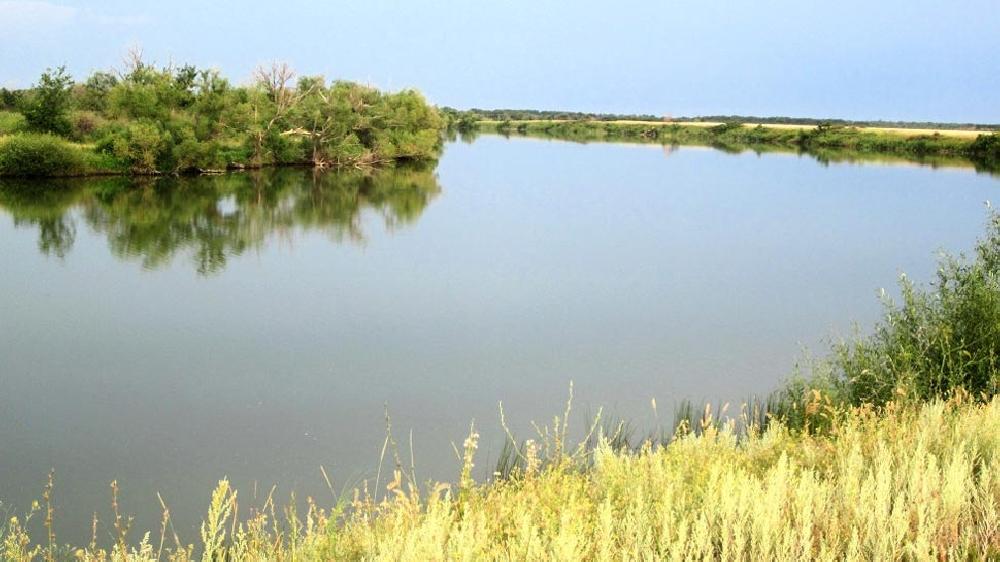 Озеро Калач