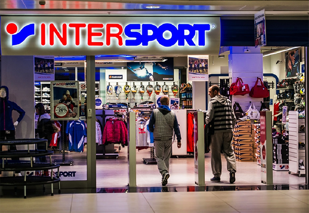 """Магазин """"INTERSPORT"""""""