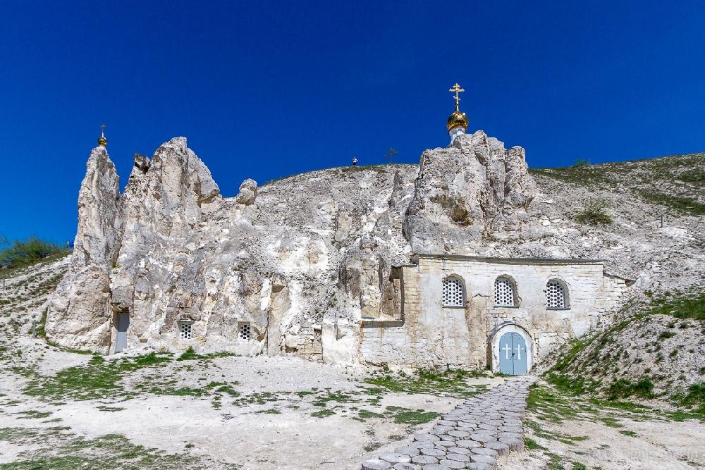 Пещерный комплекс в Малых Дивах