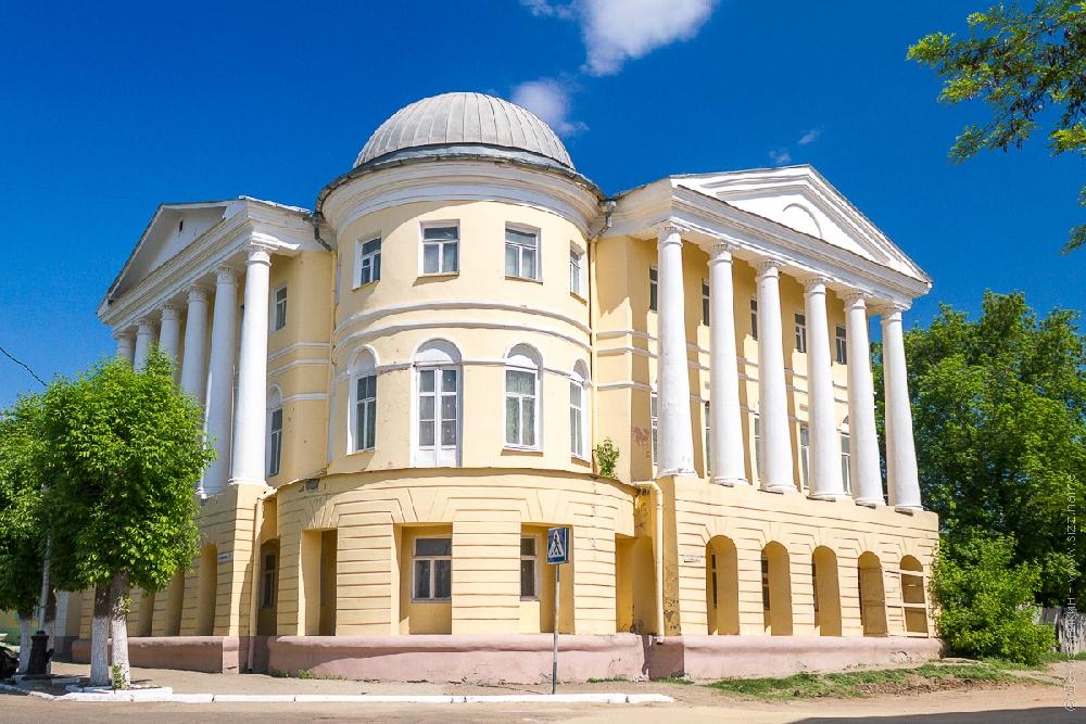 Краеведческий музей Вольска, отдел истории