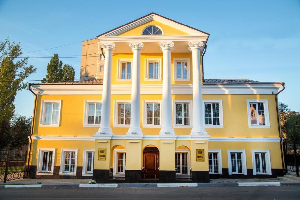 Дом И. М. Матвеева-Брюханова