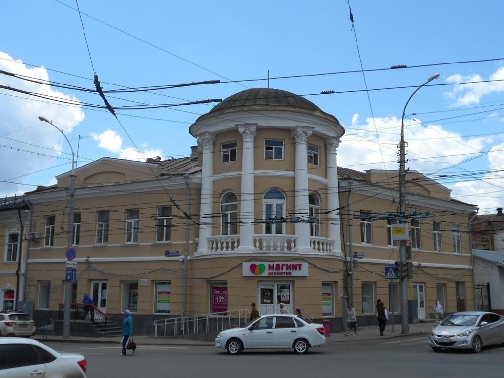Дом купца С.К. Корнилова