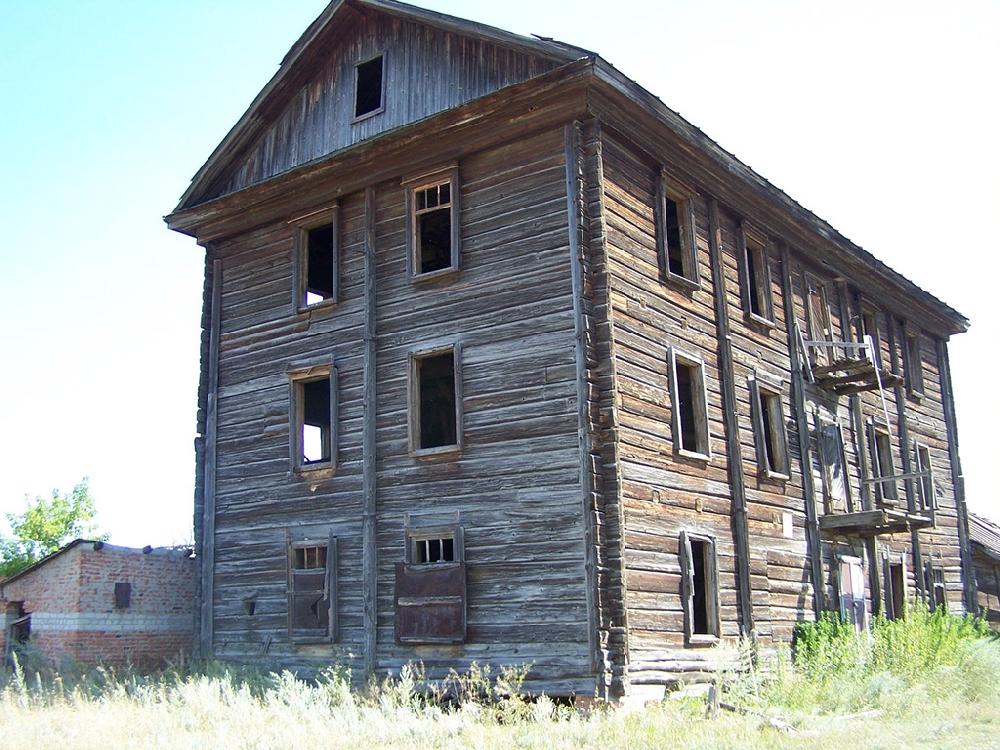 Старая мельница у Медяниково