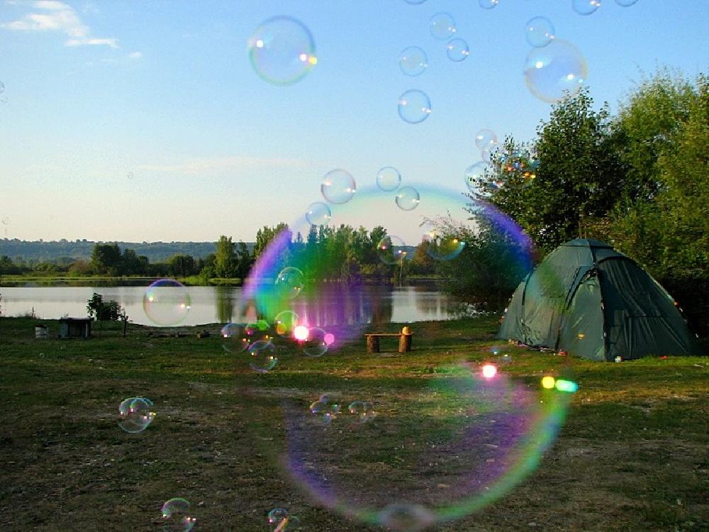 50 лучших мест для отдыха с палатками в Саратовской области