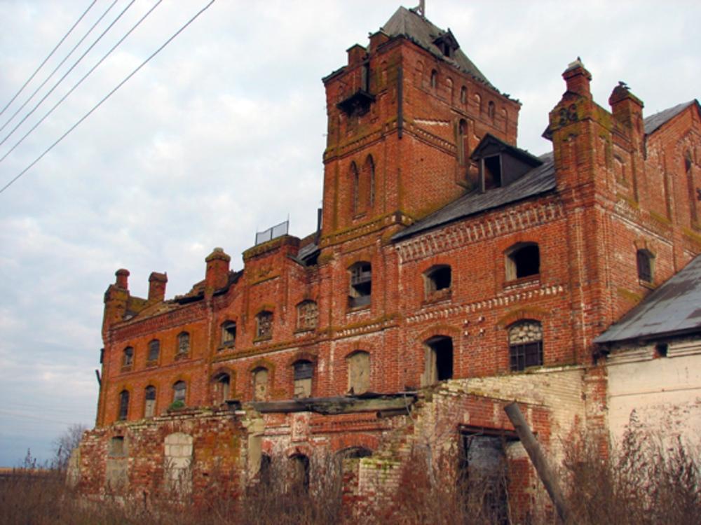 Старые и заброшенные мельницы Саратовской области