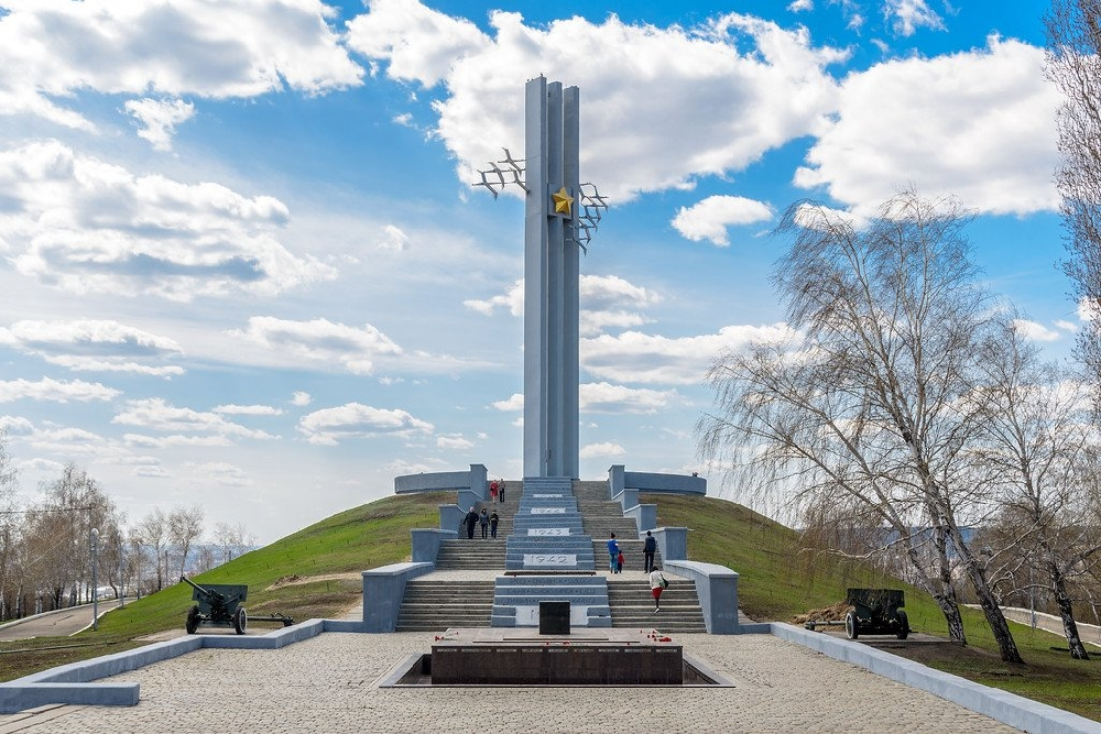 Памятники Великой Отечественной войны Саратова и Саратовской области
