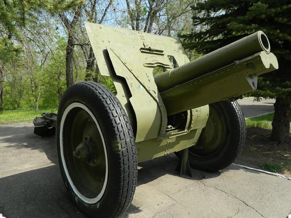 Экспозиция артиллерии