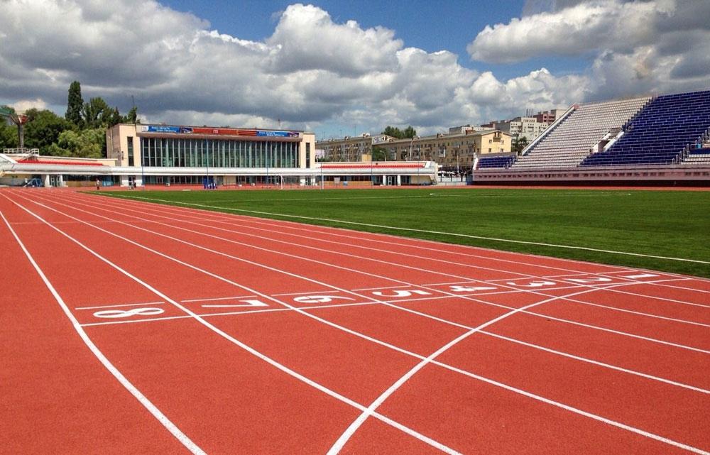 Спортивные сооружения и стадионы Саратова