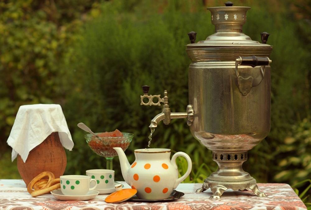 Самовар и традиции русского чаепития