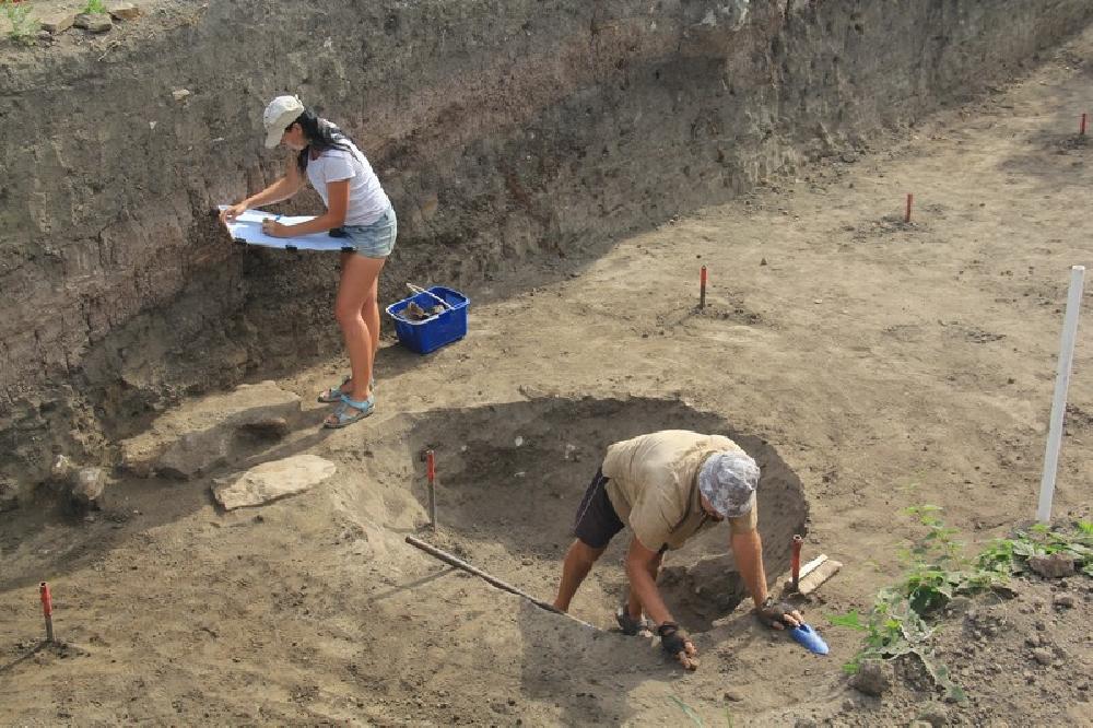 Палеонтологические и археологические объекты Саратовской области