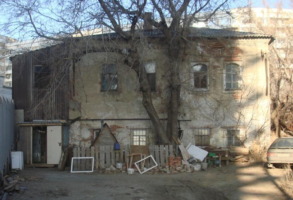 Самый старый жилой дом
