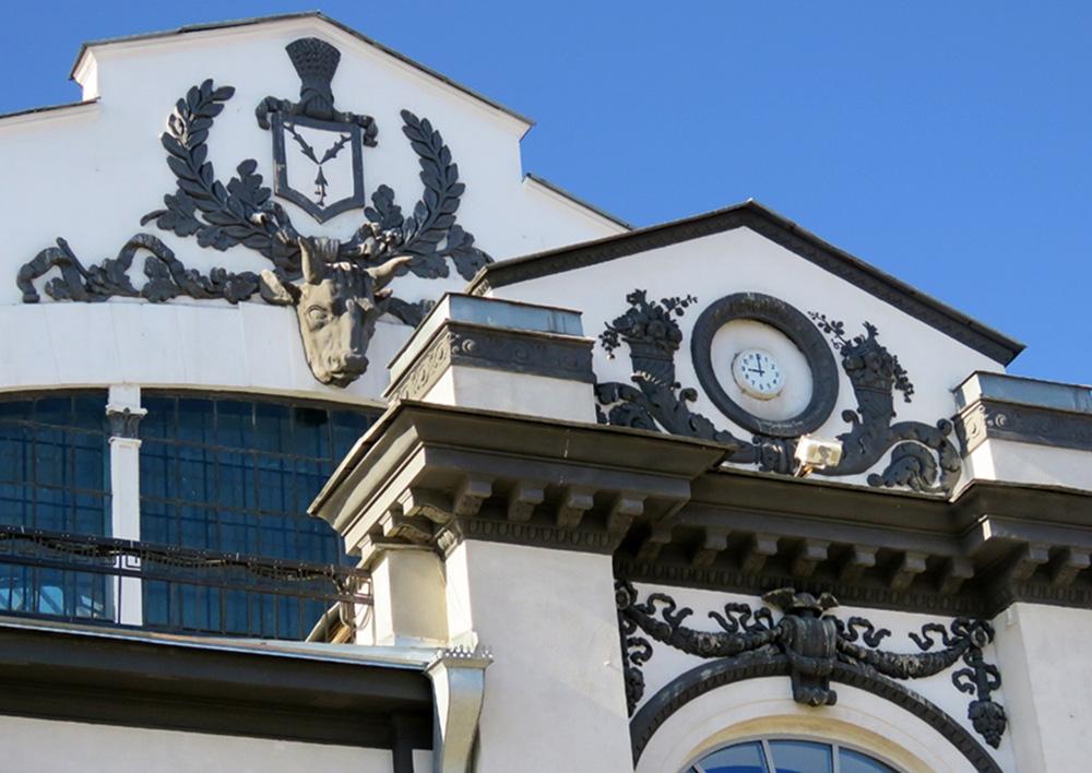 30 самых необычных и интересных зданий Саратова