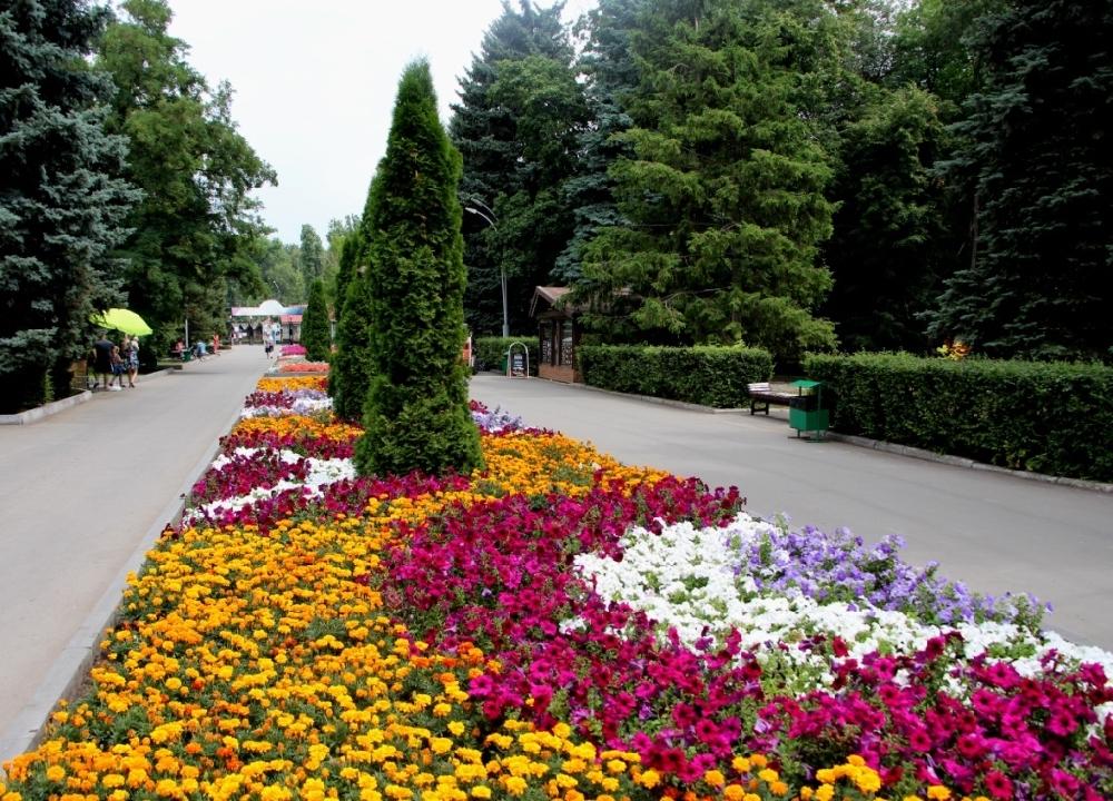 Парки и скверы Саратова