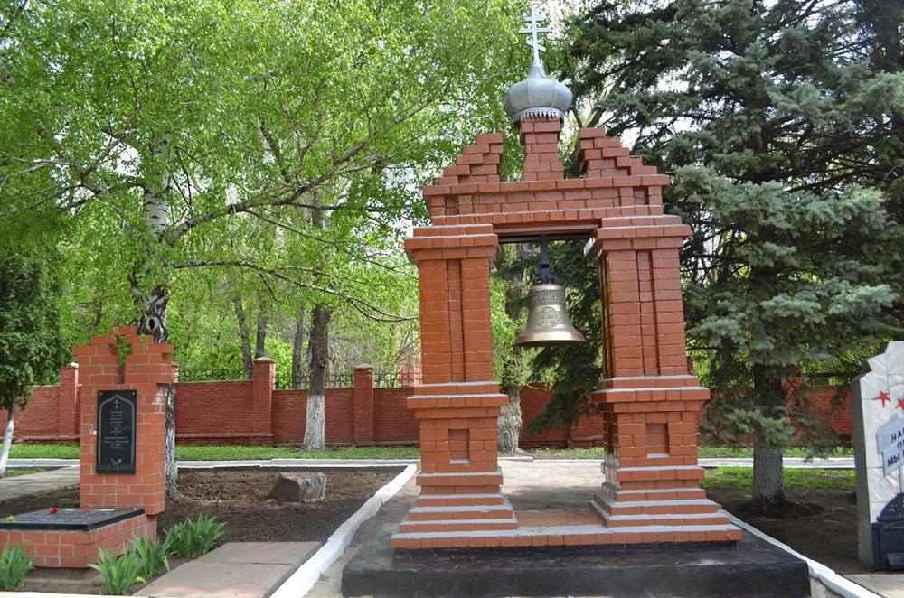 Памятник воинам, павшим в боях за свободу и независимость Земли Русской во все времена