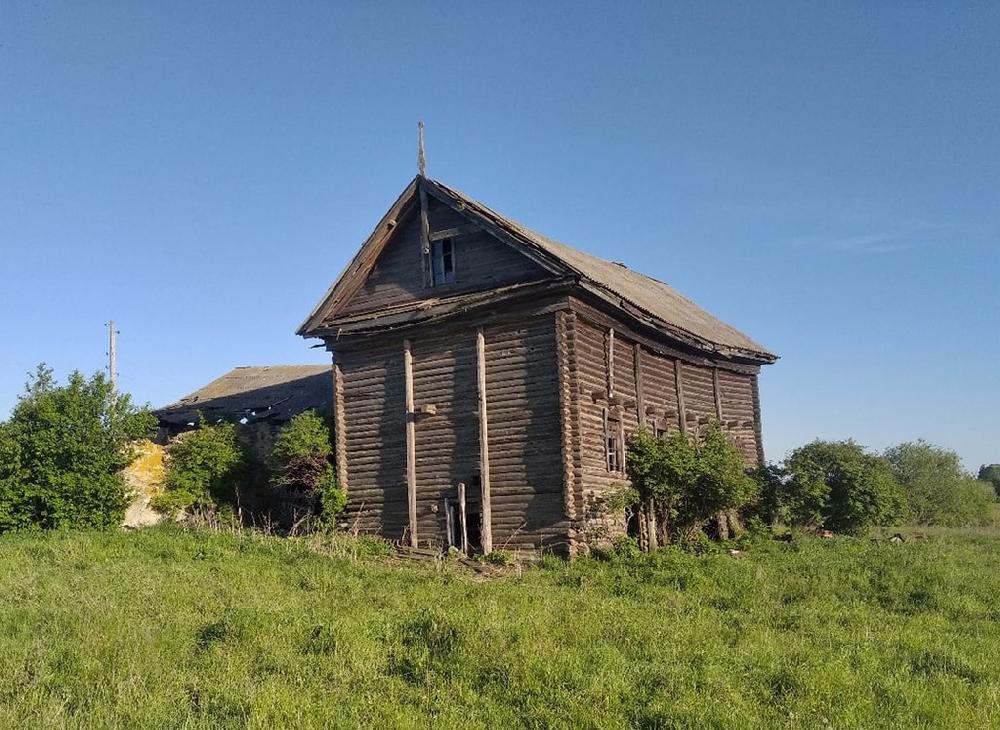Водяная мельница в Малых Озерках