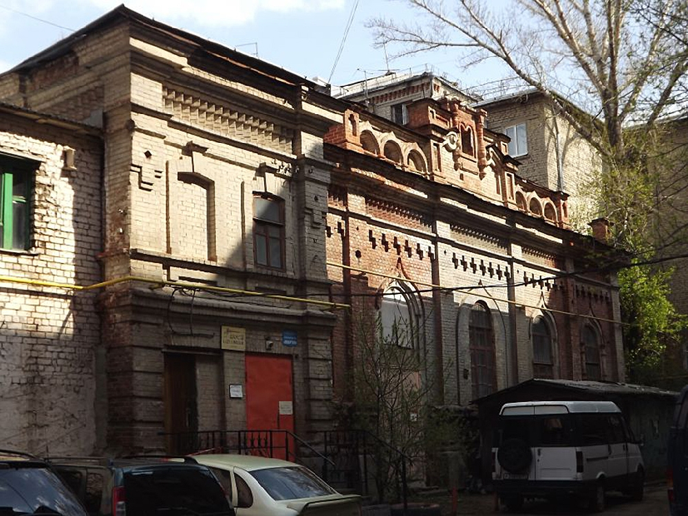 Бывший старообрядческий храм Казанской иконы Божией Матери