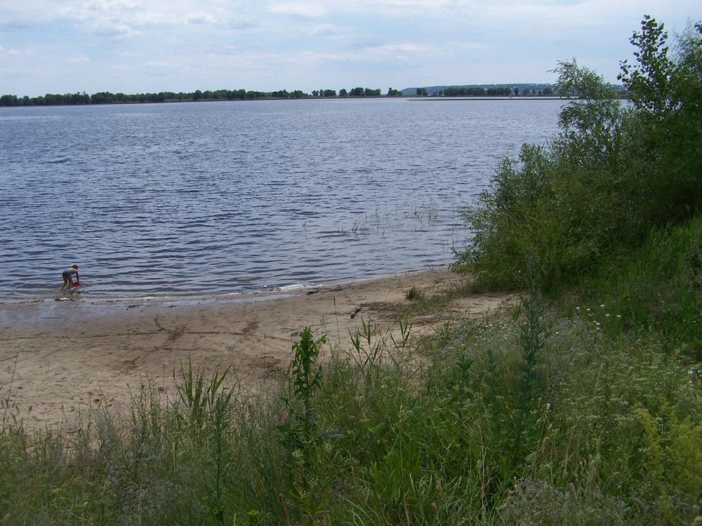 Пляж Сазан