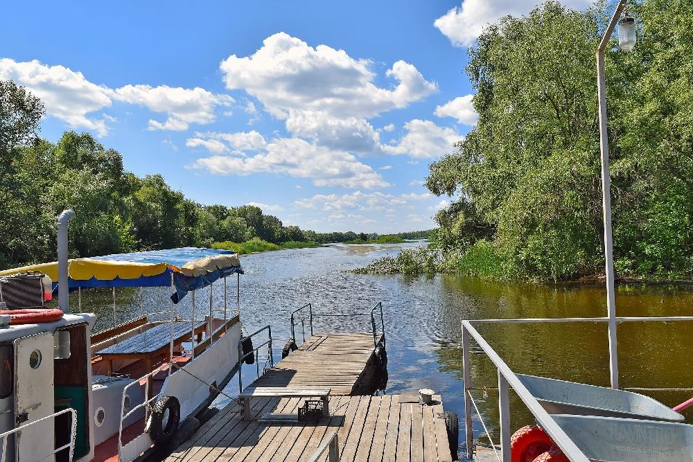 Базы отдыха на Волге в Саратовской области