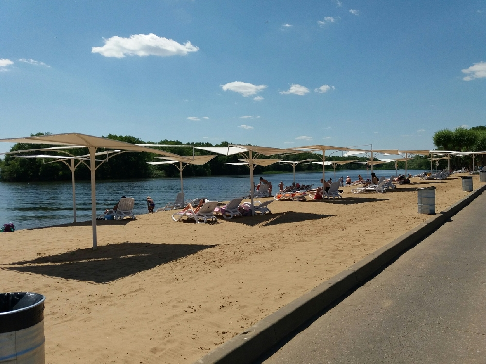 10 саратовских турбаз с самыми лучшими пляжами