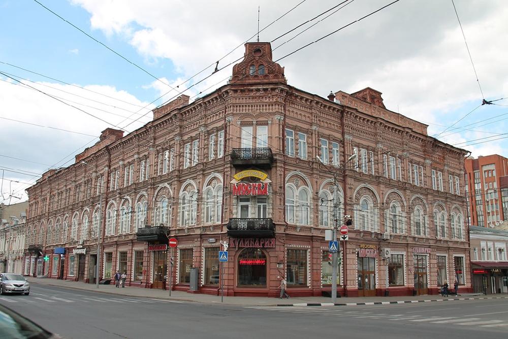 Гостиница «Московская»