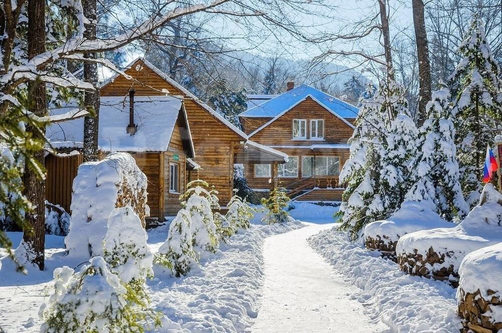 Зимние базы отдыха Саратовской области