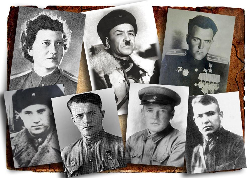 Памятники землякам - Героям Великой Отечественной войны