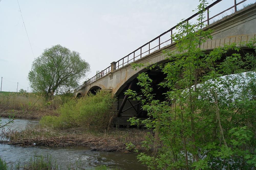 Царские мосты Саратовской области