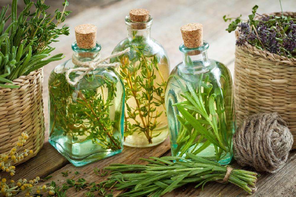 Приготовление экстрактов лекарственных трав