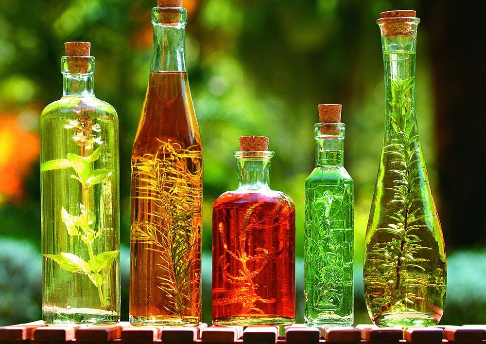 Приготовление лекарственных настоек из трав