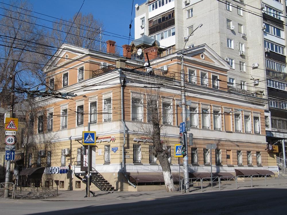 Дом В. В. Недоноскова