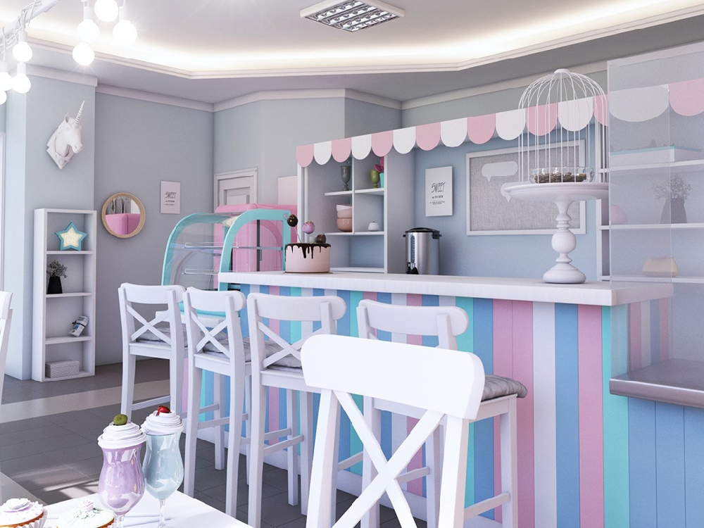 "Кафе-кондитерская ""Sweet"""