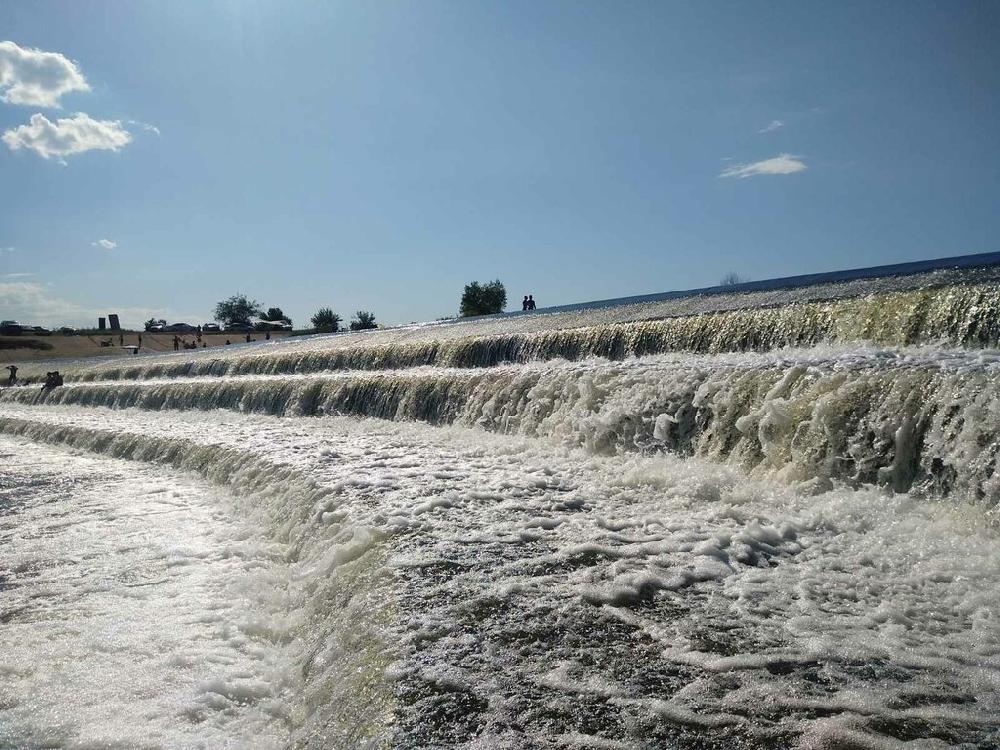 Необычные водопады Саратовской области