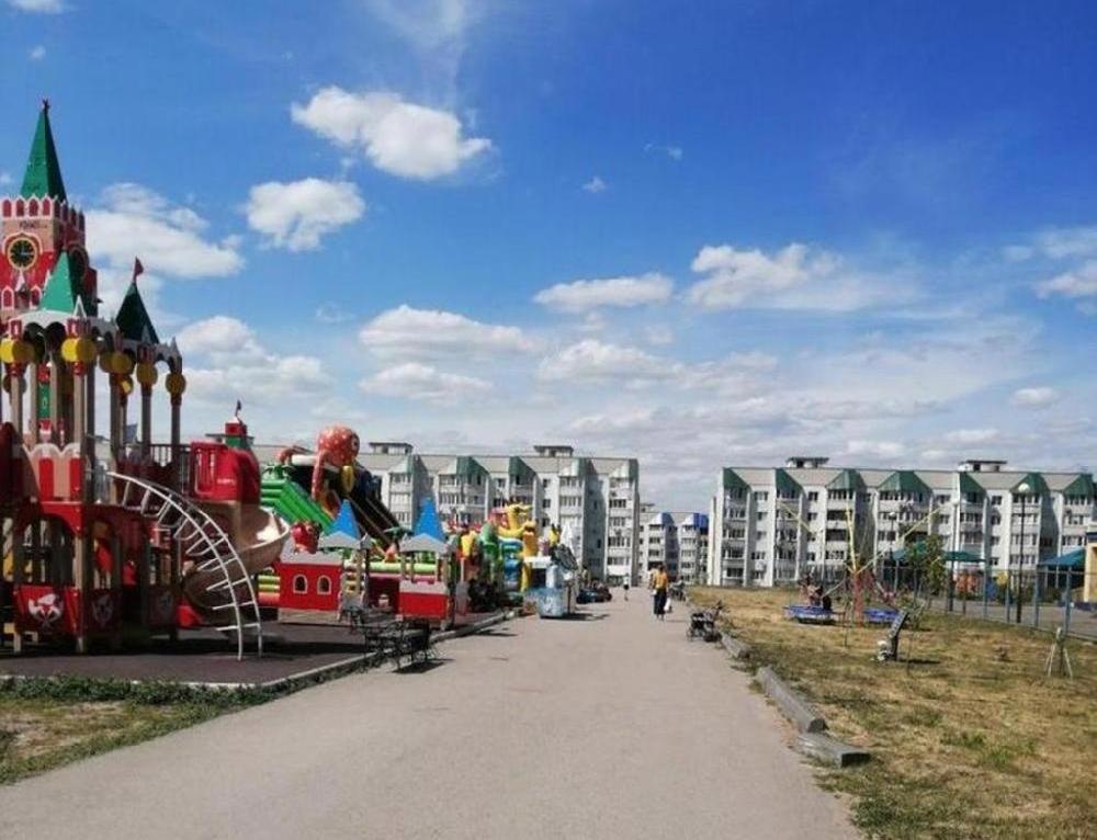 Сквер Детства