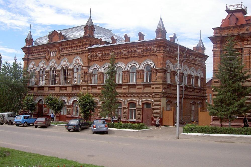 Уездный город Аткарск