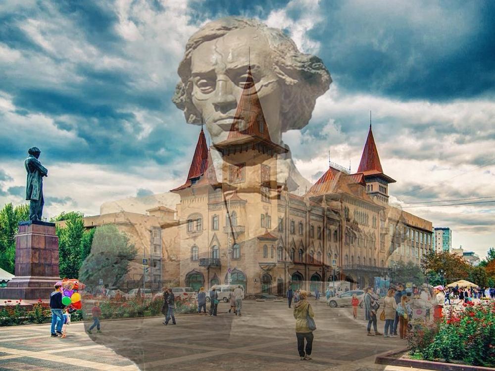 Памятные места Саратова связанные с Н.Г.Чернышевским