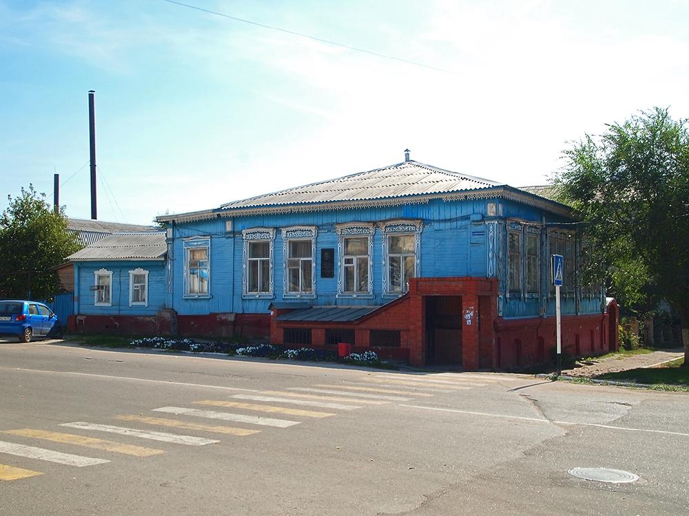 Дом городского головы Ф.Н. Павлюкова